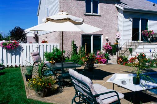 Outdoor Furniture & Decks